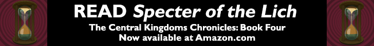 Buy Specter of the Lich, The Central Kingdoms Chronicles: Book 4 on Amazon.com