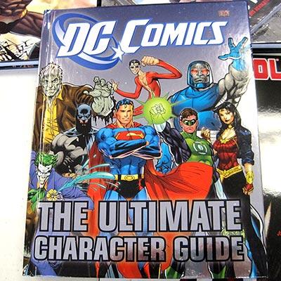 © DC Comics/DK Publishing