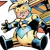 Booster Gold Dolls. Image © DC Comics