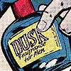 Dusk Toiletries. Image © DC Comics