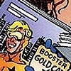 Booster Gold Card. Image © DC Comics