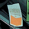 Guardian Cigarettes. Image © DC Comics