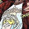 Booster Gold T-Shirts. Image © DC Comics