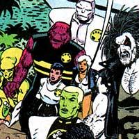 L.E.G.I.O.N.. Image © DC Comics
