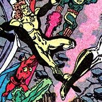 Heroes of Armageddon 2001. Image © DC Comics