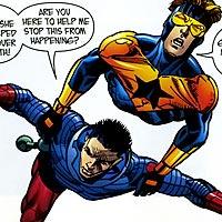 Atom IV. Image © DC Comics
