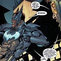 Batwing. Image © DC Comics