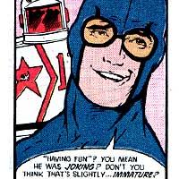 Blue Beetle II. Image © DC Comics