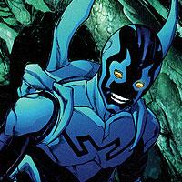Blue Beetle III. Image © DC Comics