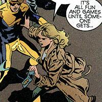 Cameron Chase. Image © DC Comics