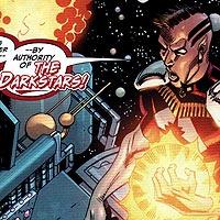 Darkstars. Image © DC Comics