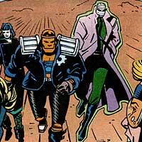 Doom Patrol. Image © DC Comics