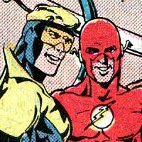 Flash. Image © DC Comics