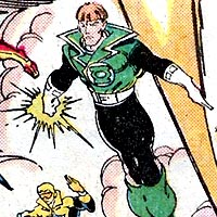 Guy Gardner. Image © DC Comics