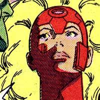 Harbinger. Image © DC Comics
