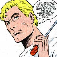 Rip Hunter. Image © DC Comics