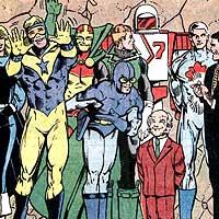 Justice League. Image © DC Comics