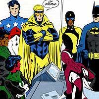 Magenta. Image © DC Comics