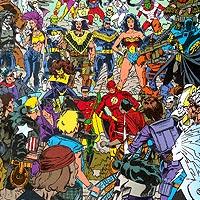 New Blood Heroes. Image © DC Comics