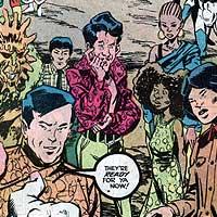 New Guardians. Image © DC Comics