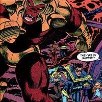 New Titans. Image © DC Comics