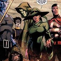 Shadowpact. Image © DC Comics