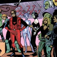 Teen Titans. Image © DC Comics
