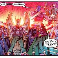 Justice Arcana. Image © DC Comics