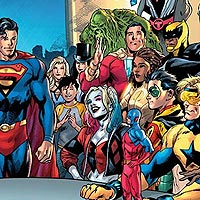 Heroes of the Truth. Image © DC Comics