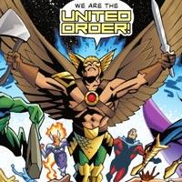 United Order. Image © DC Comics
