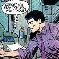 Skip Andrews. Image © DC Comics