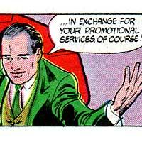 Jeremy Brysler. Image © DC Comics