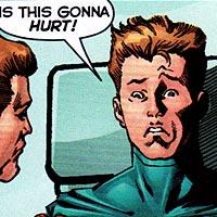 Daniel Jon Carter. Image © DC Comics
