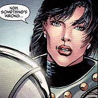 Sondra Crain. Image © DC Comics