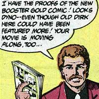 Dirk Davis. Image © DC Comics