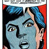 Nurse Devlin. Image © DC Comics