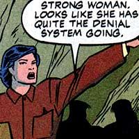 Carol Ferris. Image © DC Comics