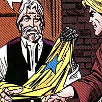 Emil Hamilton. Image © DC Comics