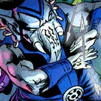 Blue Lantern Corps. Image © DC Comics