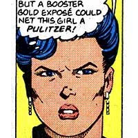 Lois Lane. Image © DC Comics