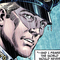 Paul Lincoln. Image © DC Comics