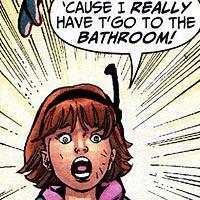 Rani. Image © DC Comics