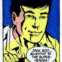 Jack Soo. Image © DC Comics