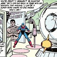 Space Museum. Image © DC Comics