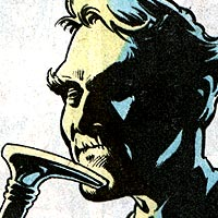 Simon Stagg. Image © DC Comics