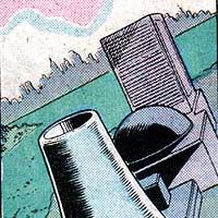 S.T.A.R. Labs. Image © DC Comics