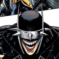 Batman Who Laughs. Image © DC Comics