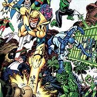 Criminal Expatriates of Bialya. Image © DC Comics