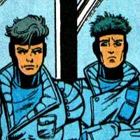 Blake & Corbett. Image © DC Comics