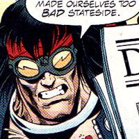 Bloodspot. Image © DC Comics